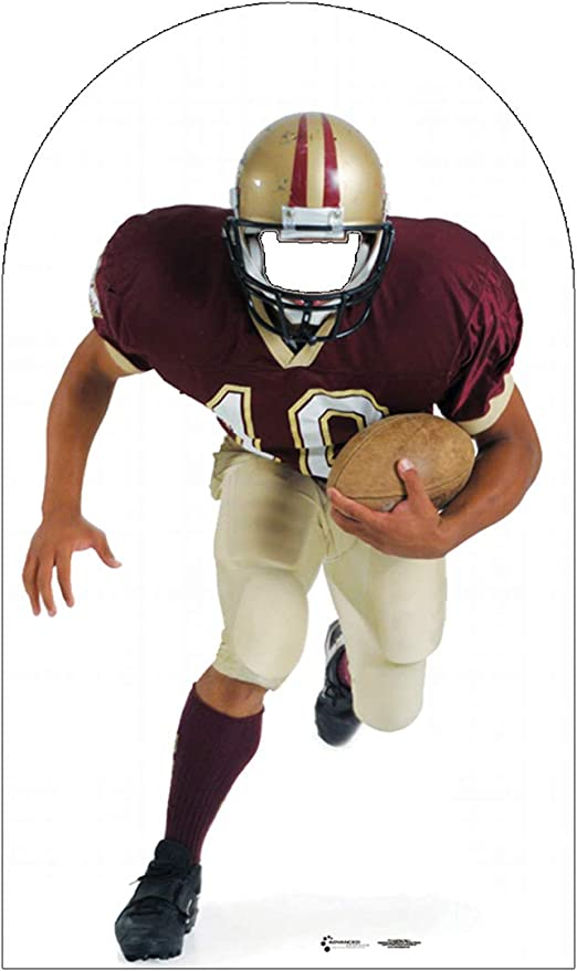 Advanced Graphics Soccer Boy Stand-In Life Size Cardboard Cutout Standup