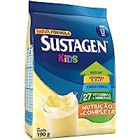 Complemento Alimentar Sustagen Kids Sabor Baunilha - Sachê 190g