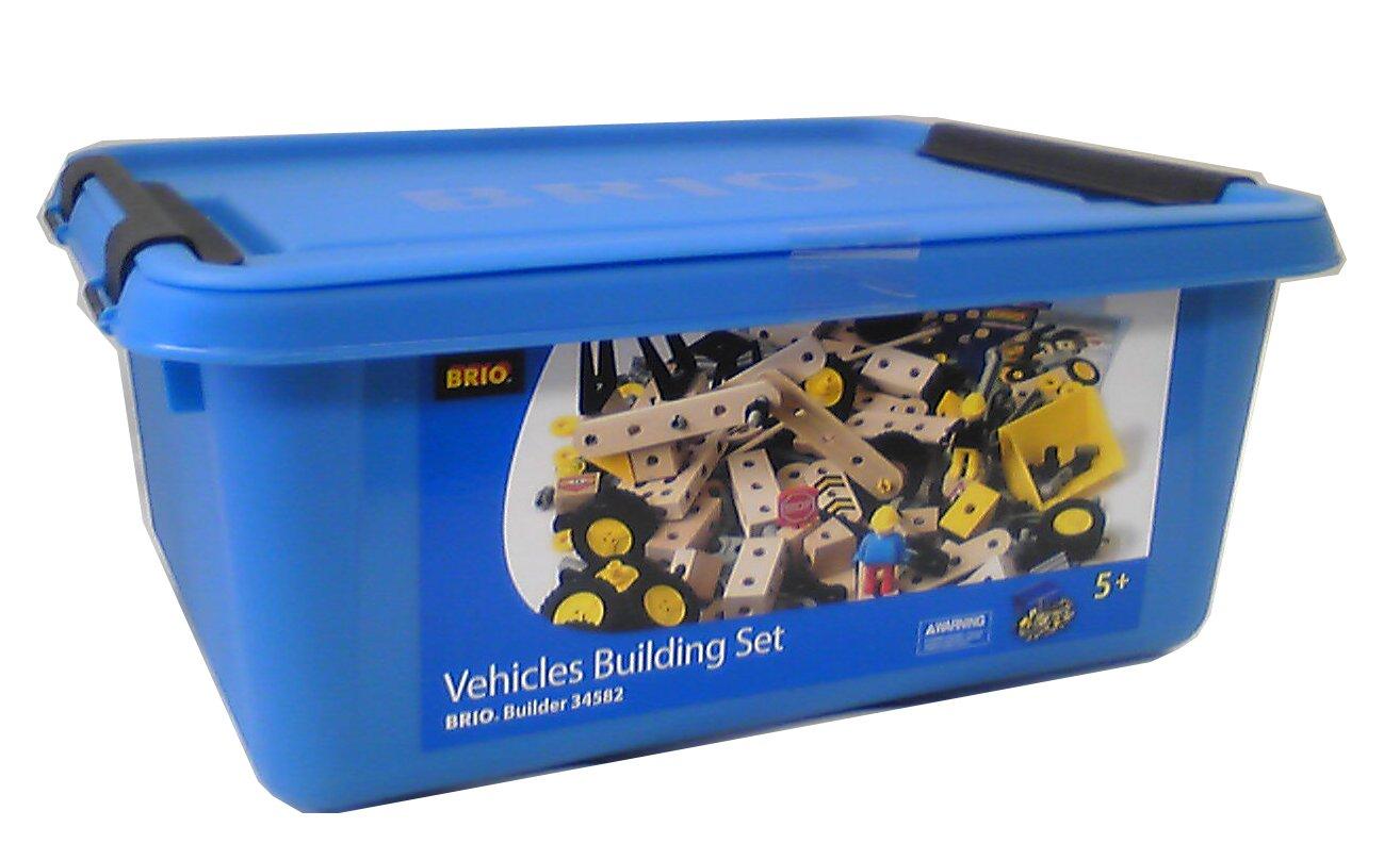 BRIO ビルダーセット 34582   B00004T19H