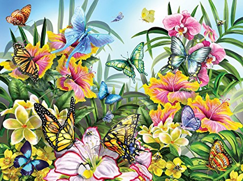 Garden Colors 1000 pc Jigsaw Puzzle