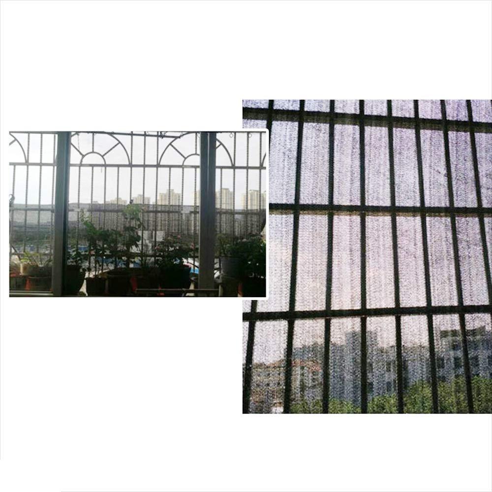 ZP Tenda Rete Solare Solare Solare Anti-intrusione Rete Solare Anti-Ispessimento Bordo Solare Perforato Rete di Isolamento per Capannone per Auto (Dimensioni   5x8m)   Prezzo giusto    Tatto Comodo  526d39