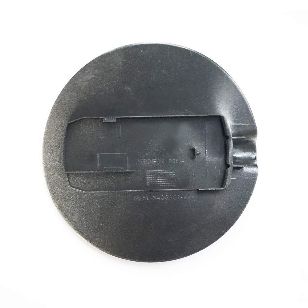 Coche Tapas del Tanque de Combustible Petr/óleo Tapa de Puerta de Combustible Solapa Relleno Tapa de Gas Lid Ajuste para Focus 2 mk2 mk3 Cubierta para pintar Cebador