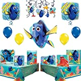 Finding Dory Children Birthday Party Supplies and Balloons Decoration Pack