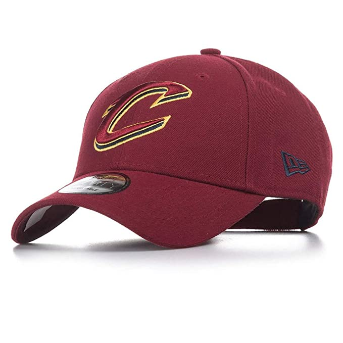 A NEW ERA Era Cleveland Cavaliers The League 9Forty Gorra, Hombre, Rojo, Talla