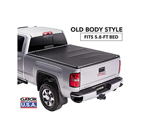1999 2013 Chevrolet And Gmc Truck 2000 2013 Lmc Truck >> Gator Etx Soft Tri Fold Truck Bed Tonneau Cover 59109 Fits Chevy Gmc Silverado Sierra 1500 5 Ft 8 In Bed 2014 18 2019 1500 Legacy Limited