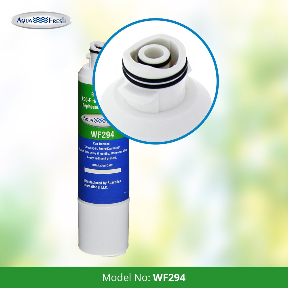 Aqua Fresh WF294 Replacement for Samsung DA29-00020B, HAF-CIN/EXP, 46-9101, WSS-2 Refrigerator Water Filter (6 Pack) by Aqua Fresh (Image #3)