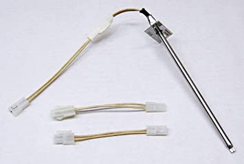 Part Number WB20X0106 Compatible Oven Sensor Assembly for Part Number WB21X5318 General Electric JBP55GS1 Range General Electric JGSP44BEY2BB