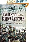 Caporetto and the Isonzo Campaign