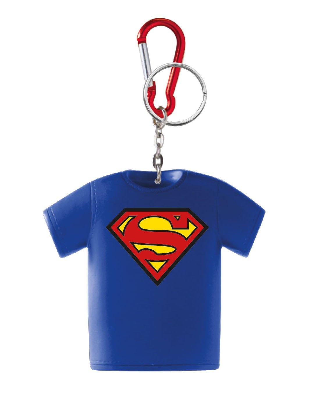 DC Superman T-Shirt Porte-Monnaie Porte-clés Monogram International 45178