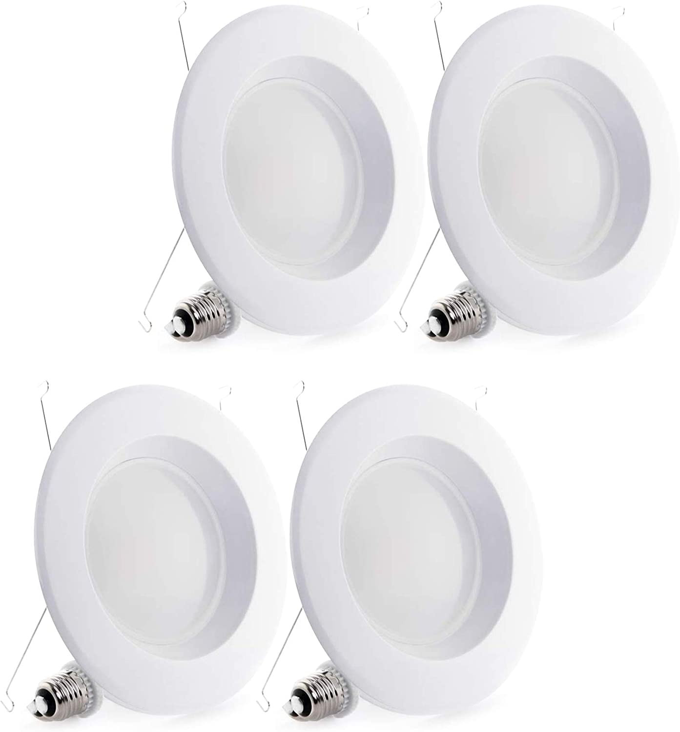 """5/"""" 6/"""" LED Recessed Light Fixture 90 CRI Dimmable UL-Listed CEC JA8 Title 24"""