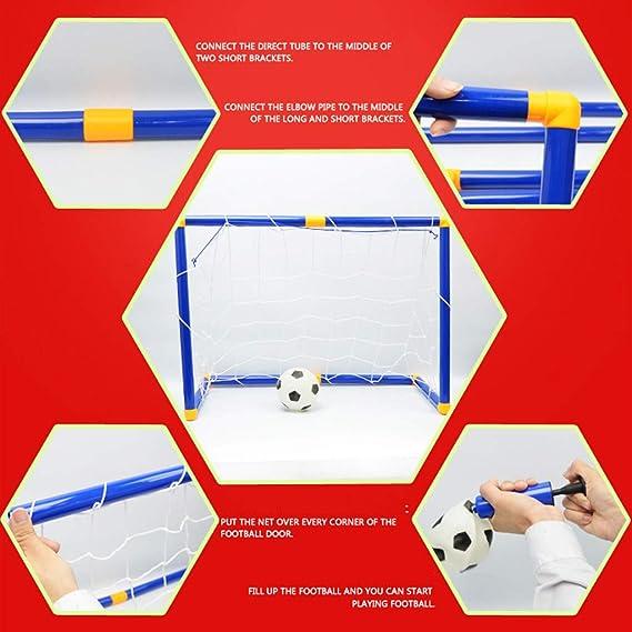 DDLmax Super Fun - Balón de fútbol para deportes al aire libre ...