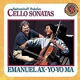 Music : Rachmaninoff / Prokofiev: Cello Sonatas