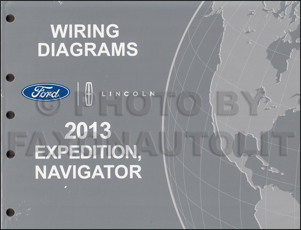 [DIAGRAM_5LK]  2013 Ford Expedition Lincoln Navigator Wiring Diagram Manual Original: Ford:  Amazon.com: Books | Ford Lincoln Wiring Diagram |  | Amazon.com