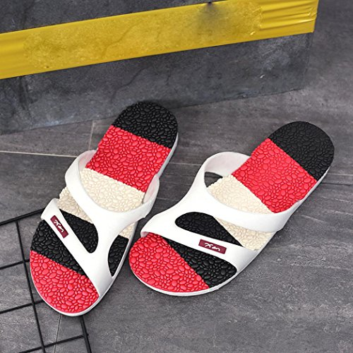 Casa para Casa Zapatillas Zapatillas de Hombre de Bqw0Zfq