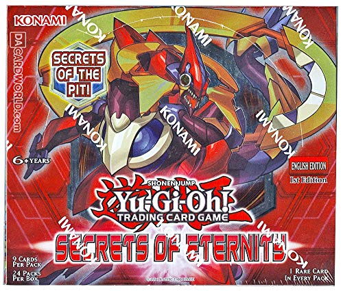YuGiOh! Secrets Of Eternity