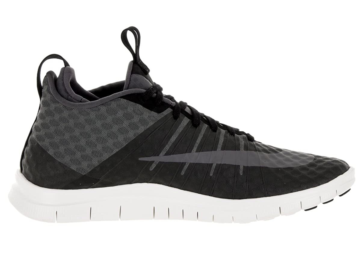 new concept fcecf 6aa57 Nike Men s Free Hypervenom 2 FS Black Dark Grey Ivory Running Shoe 10. 5 Men  US  Buy Online at Low Prices in India - Amazon.in