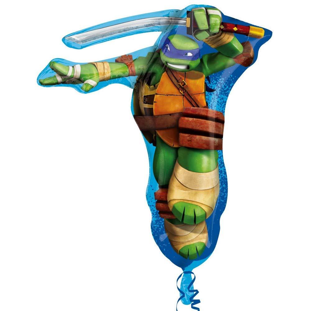 Guizmax Globos XXL Tortuga Ninja Helio Nueva Fiesta Leonardo ...