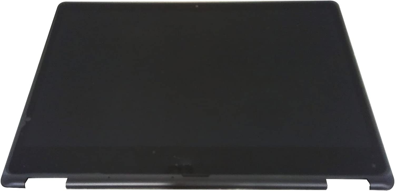 """XJS 15.6"""" 1920X1080 Touch Panel Digitizer Front Glass Screen Replacement Assembly with LED LCD Display for Acer Aspire R5-571T R5-571TG (+ BEZEL)"""