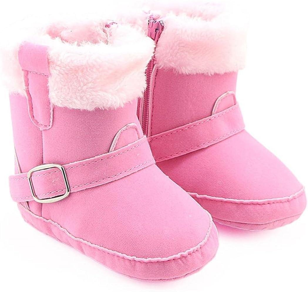Auwer Childrens Winter Snow Boots