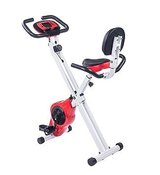 Amaranto plegable bicicleta x-bici magnética F-moto Fitness Cardio pérdida de peso máquina