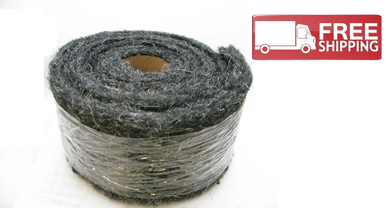 """XCLUDER RODENT - PEST FILL FABRIX 4"""" X 10' ROLL, EACH"""