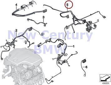 Amazon.com: BMW Genuine Engine Wiring Harness Engine Trans. Module Wiring  Harness 228i 228iX 228i 228iX 328i 328i 328iX 428i 428i 428iX 328i 428i:  AutomotiveAmazon.com