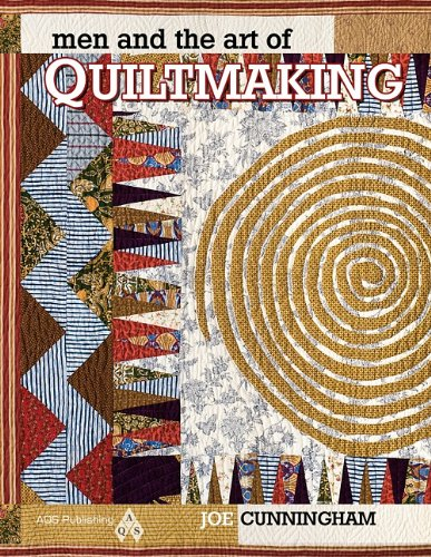Men and the Art of Quiltmaking (Quilting History)