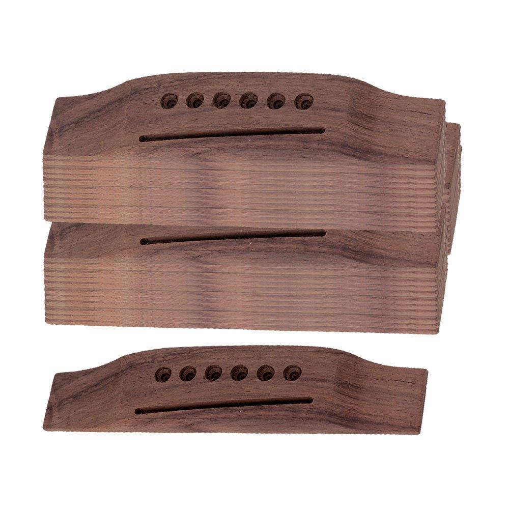 【国産】 Yibuy 50個入れ Yibuy ウッド 50個入れ 6弦ギターブリッジ フォークアコースティックギター用 ウッド B075CT8TTS, 御菓子司 桝金:b5794dc1 --- efichas.com.br