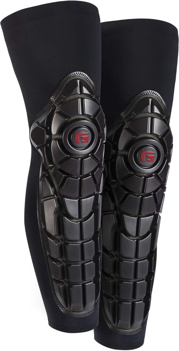 G-Form Youth Pro-X Knee Shin Guards (Black, L/XL)