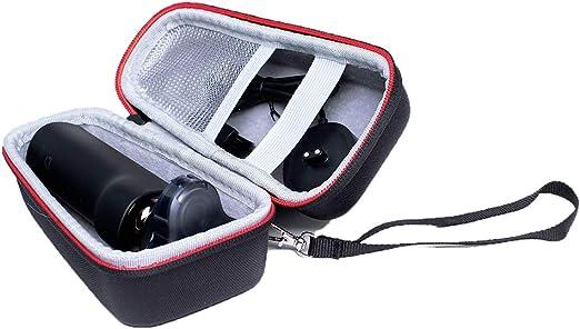 Linghuang Funda de viaje rígida para Philips AquaTouch Serie 5000 S5530 / 06 S5420 / 06 S5320 / 06 S5130 / 06 Philips PT860 / 16 S5420 / 06 S5320 / 06 S5130 / 06 afeitadora eléctrica accesorios: Amazon.es: Salud y cuidado personal