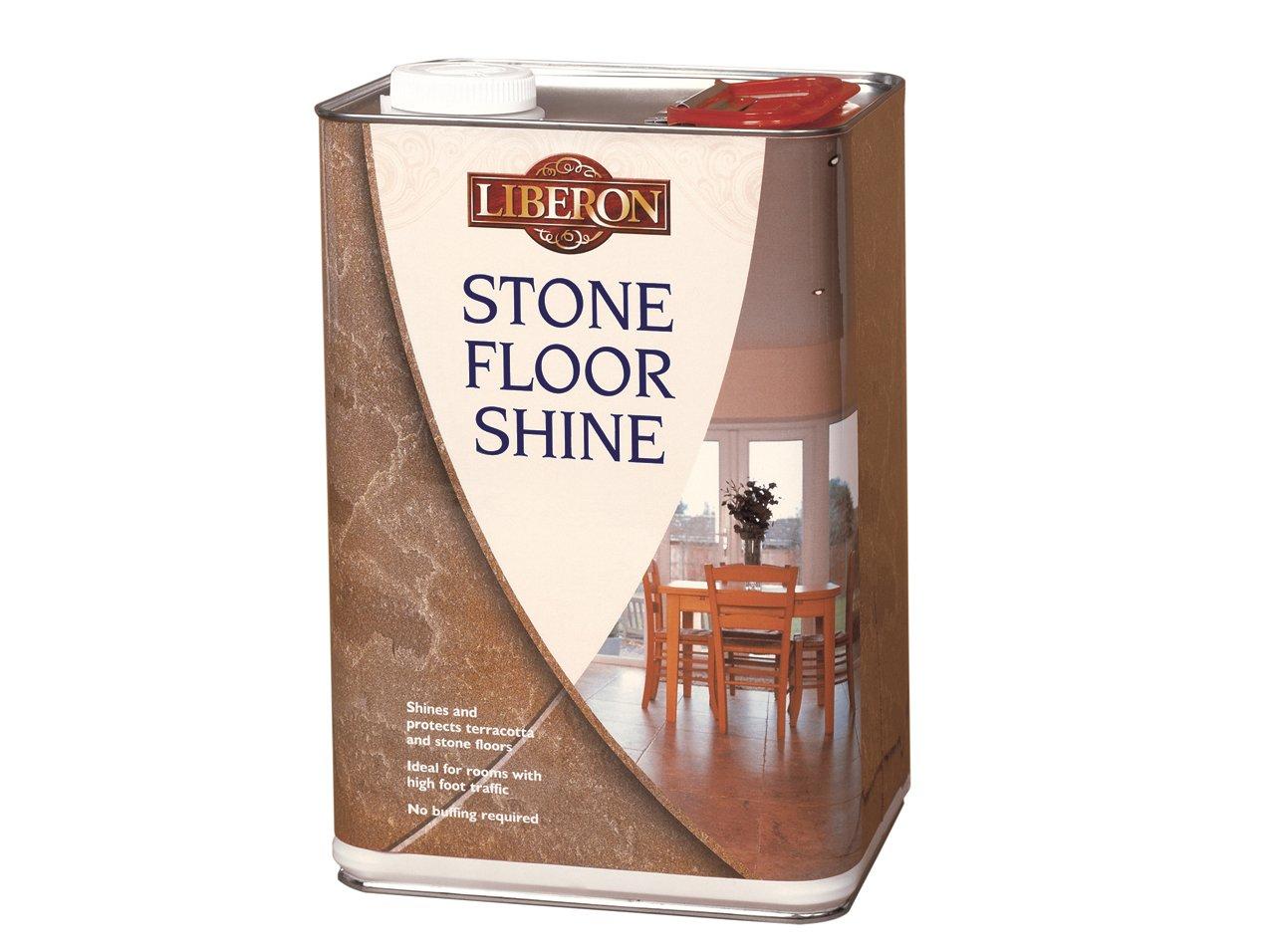Liberon FSS5L 5L Stone Floor Shine LIBFSS5L B000TAULFK