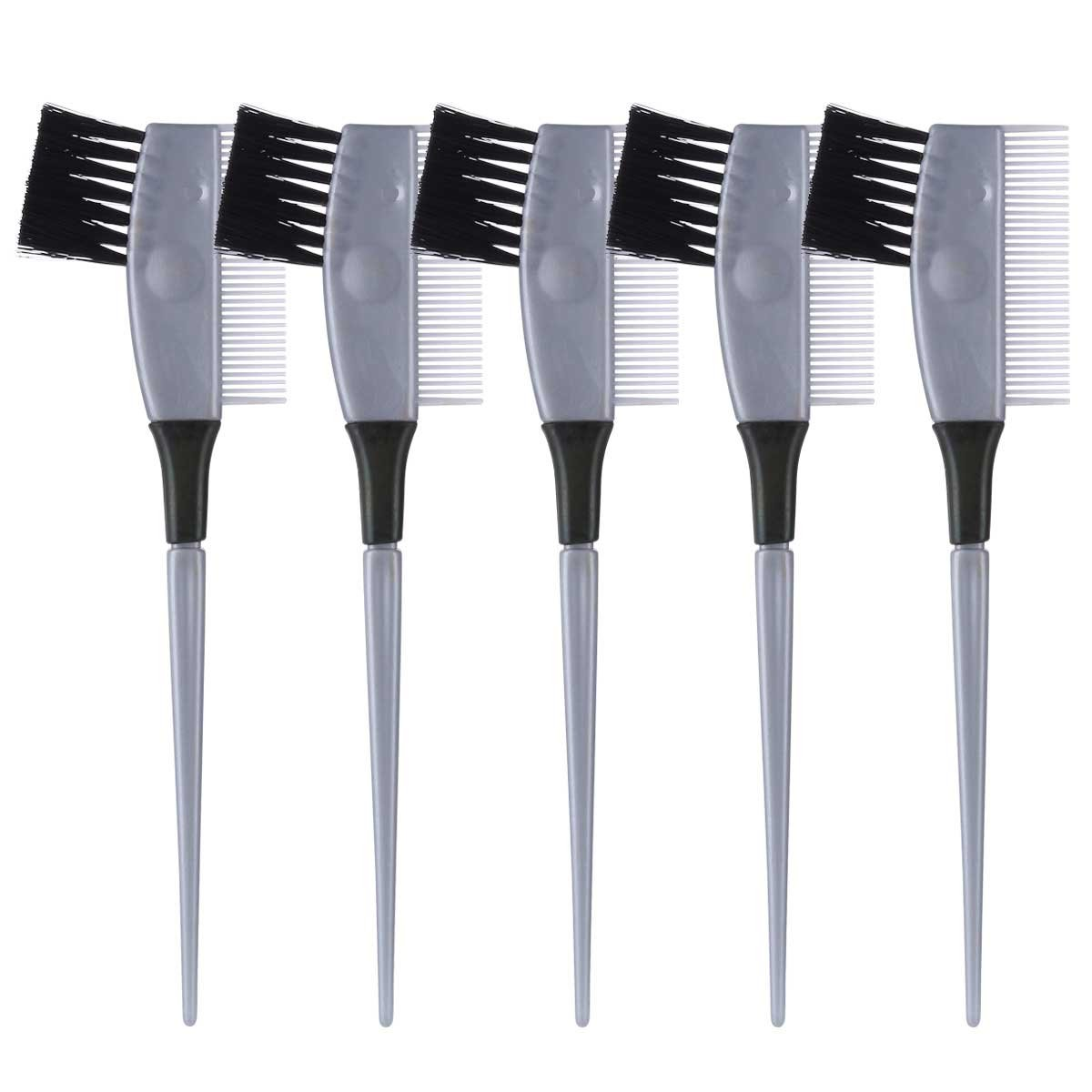 Salon Hair Coloring Dyeing Kit Color Dye Brush Comb Hair Coloring