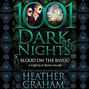 Blood on the Bayou Audiobook