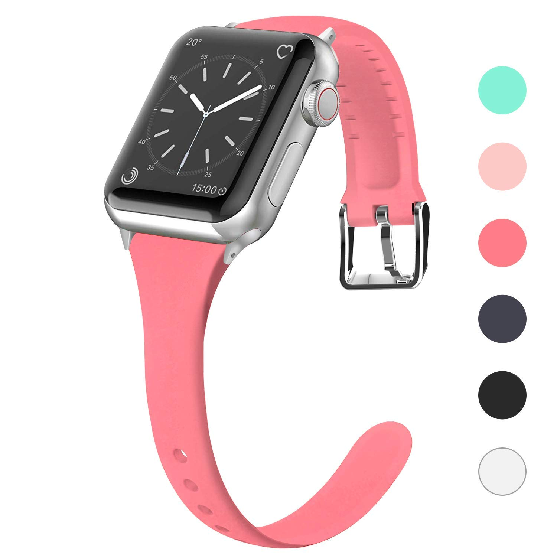 Malla Silicona para Apple Watch (42/44mm) LWSENGME [HRBZN9Q]