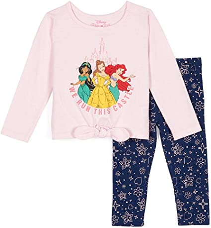 Disney Moana Summer 2 Pieces or 3 Pieces Clothing Set for Girls 2019