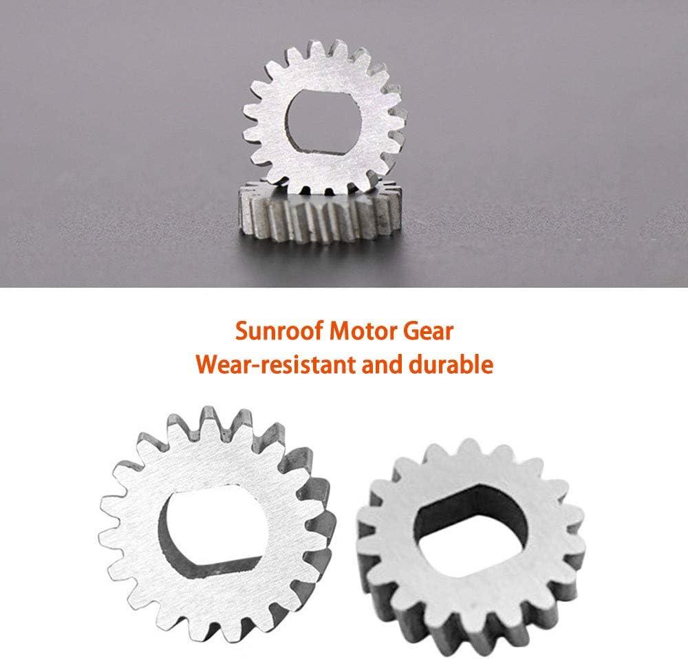 Car Window Lift System Sunroof Motor Repair Gear for Benz W202 W203 W204 W210 W211 W212 1993-2016 18 Teeth