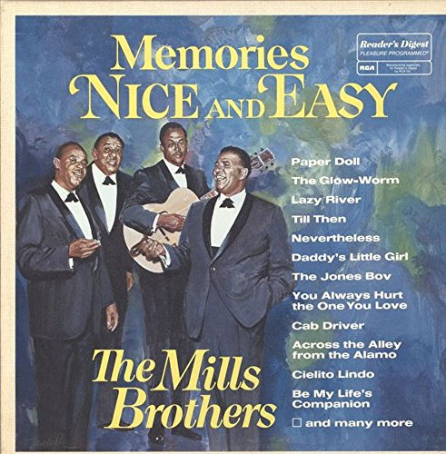 Memories Nice And Easy (6xLP Box Set) LP - Reader's Digest - RDA 237/A by Reader's Digest