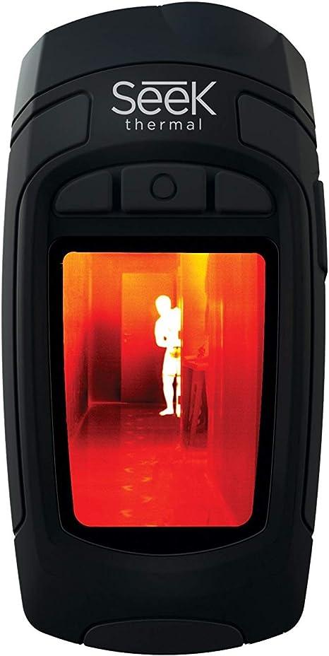 Opinión sobre Logic-Seek Thermal Reveal Cámara térmica portátil (con termostato Integrado de Alto Rendimiento LED de luz con 300 lúmenes)