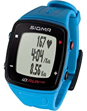 Sigma Sport ID. Run HR Montre GPS Course, Mixte
