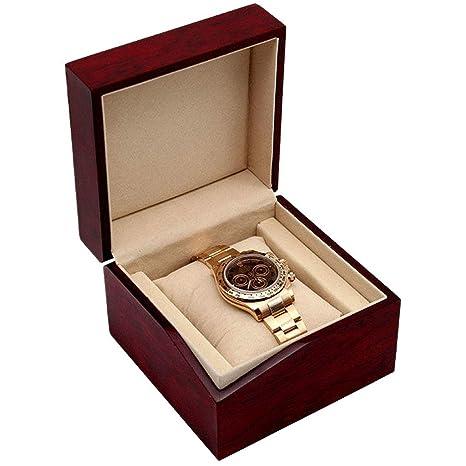 LIYANSBH - Cajas para relojes Caja de Reloj de Rejilla ...