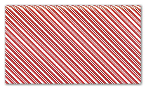 (GIFT WRAP TISSUE PAPER for Christmas, 24 Sheets, Large 20x30, Printed Decorative Tissue Paper for Gift Wrapping (Classic Peppermint Stripe))