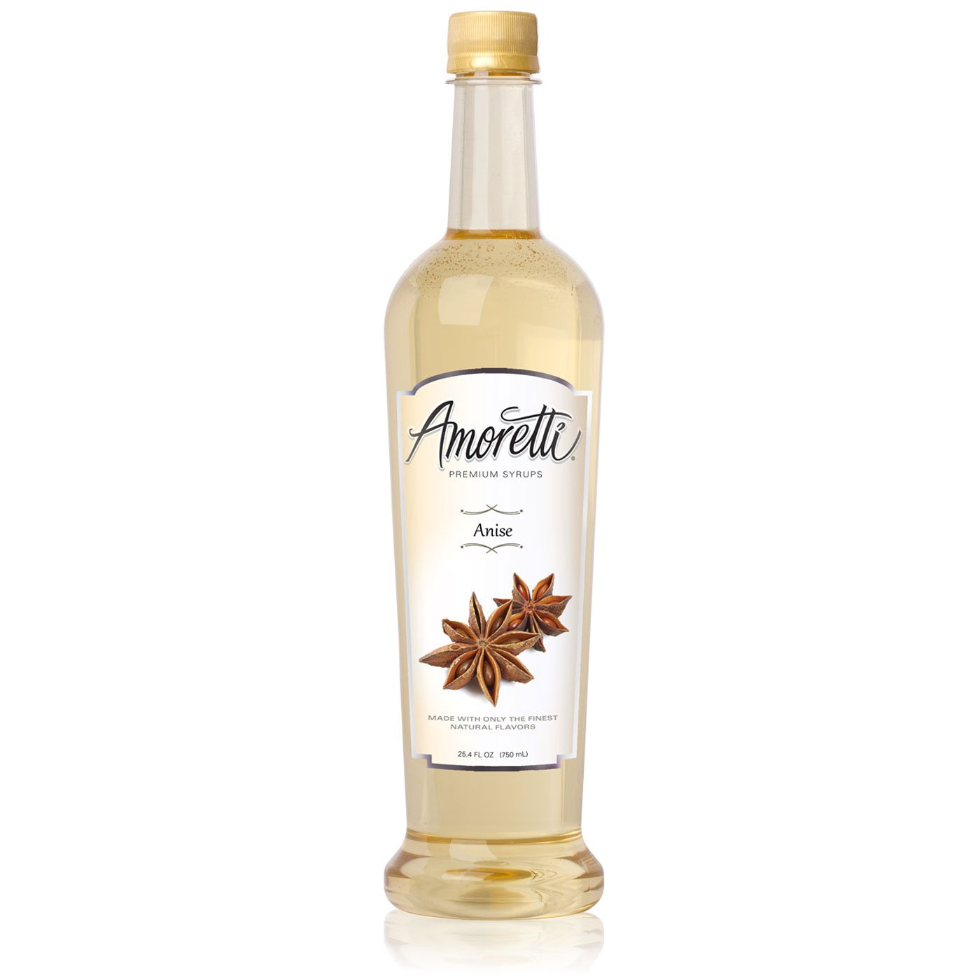 Amoretti Premium Syrup, Anise, 25.4 Ounce