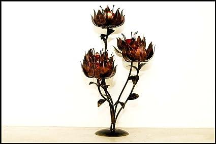 Amazoncom Indian Handicrafts Export Lantern Candle Holder Metal