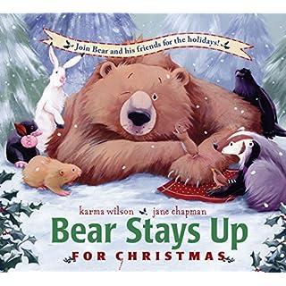 Bear Stays Up for Christmas (The Bear Books)