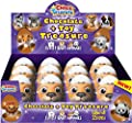 Choco Treasure Everyday Single Egg (Pack of 12) from Candy Treasure