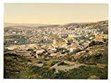 Historic Photos From the road to Cana, Nazareth, Holy Land, (i.e, Israel)
