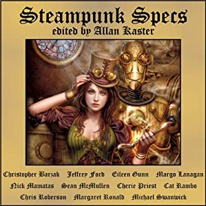 Steampunk Specs Audiobook