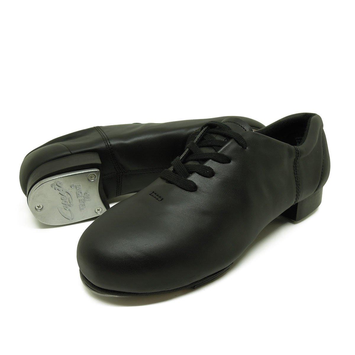 (カペジオ) Capezio タップダンス シューズ CG16 B0767Q7WG8 7.5w(24.6cm) ブラック ブラック 7.5w(24.6cm)