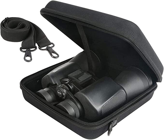 Khanka Hart Tasche Schutzhülle Für Olympus Trooper Brigenius Skygenius 10 X 50 Dps I Fernglas Binocular