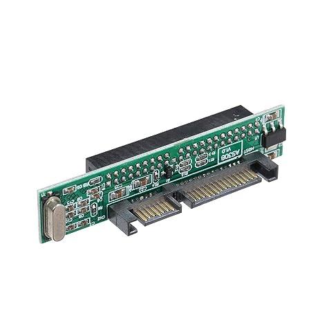 Grborn Adaptador IDE a SATA de 2,5 Pulgadas Compatible con la ...